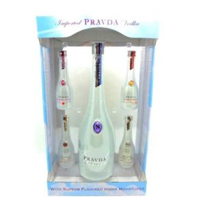 shopsk - Pravda Vodka Gift Sets 750ml