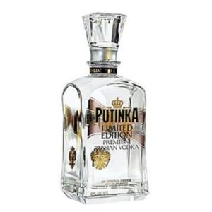 `Putinka Limited Edition Vodka 750ml