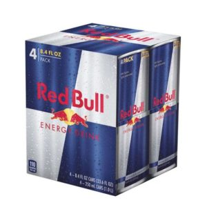 shopsk - Red Bull Energy Drink 4PKC 8.4 OZ