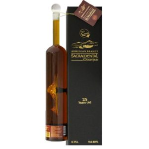 Sacramental Mountain 25 Yr Armenian Brandy 750ml