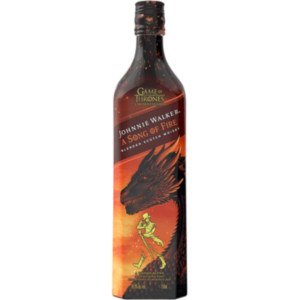 Game of Thrones Johnnie Walker a Song of Fire 750ml