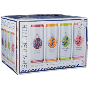 Spiked Seltzer Variety Pack 12PKC 12 OZ