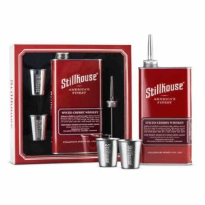 Stillhouse Spiced Cherry Whiskey Gift Sets 750ml