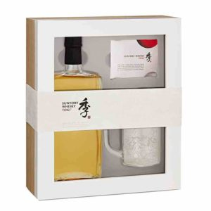 Suntory Whisky Toki Gift Set 750ml