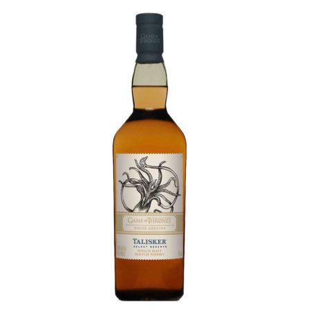 Talisker Select Reserve (Game Of Thrones-House Greyjoy) 750ml