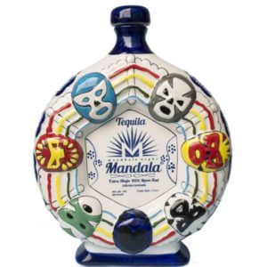 Tequila Mandala Lucha Libre Edition 1 Liter