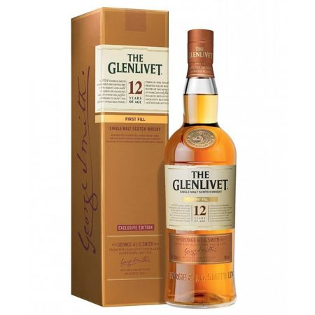 The Glenlivet 12 Yr First Fill 750ml