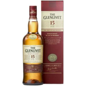 The Glenlivet 15 Yr French Oak Reverse 750ml