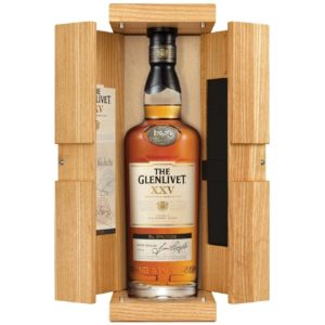 The Glenlivet XXV Single Malt Scotch Whisky 750ml