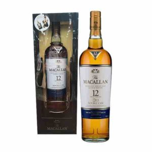 shopsk - The Macallan 12 Yr Double Cask Scotch Whisky 1.75 Liter