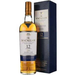 The Macallan 12 Yr Double Cask Scotch Whisky 750ml