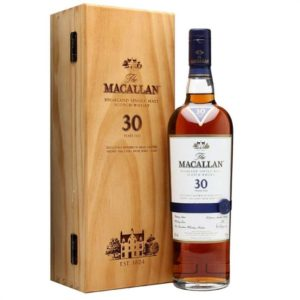The Macallan 30 Yr Scotch Whisky 750ml
