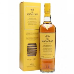 The Macallan Edition No. 3 750ml