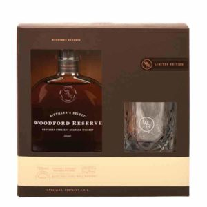 Woodford Reserve Bourbon Gift Sets 750ml