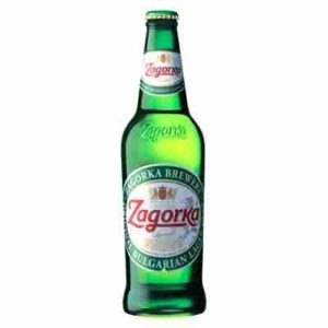 Zagorka Beer 500ml