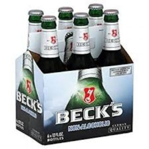 Beck's Non-Alcoholic Beer 6PKB 12 OZ