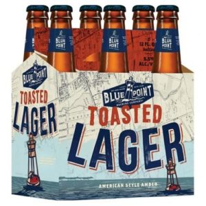 Blue Point Toasted Lager 6PKB 12 OZ