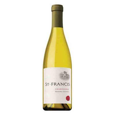 Purchase Online St. Francis Chardonnay| Vetelo Los Angeles