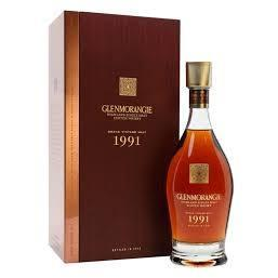 Glenmorangie Grand Vintage 1991 Scotch Whiskey