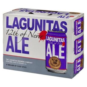 Lagunitas 12th Of Never 12PKC 12 OZ