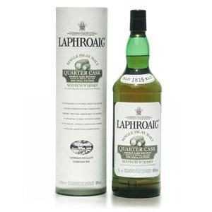 Laphroaig Quarter Cask Single Malt Scotch 750ml