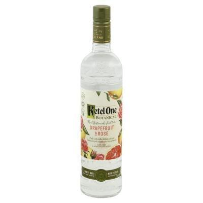 Ketel One Botanical Grapefruit 750ml