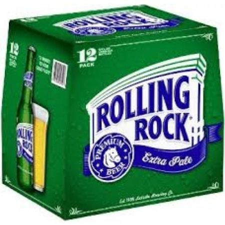 Rolling Rock Extra Pale 12PKB 12 OZ