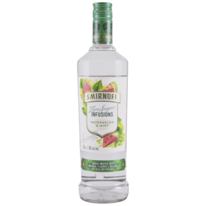 Smirnoff Infusions Watermelon/Mint Zero 750ml