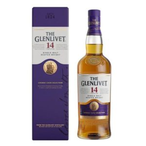 The Glenlivet 14 Yr Single Malt Scotch 750ml