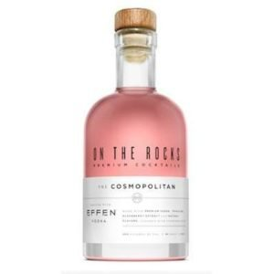 On The Rocks Effen Cosmopolitan 375ml