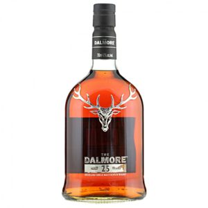 Buy Online Dalmore 25 Yr Whiskey | Vetelo Free Delivery