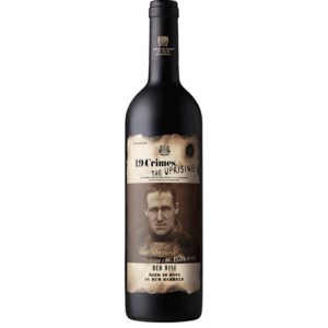 19 Crimes The Uprising Rum Aged Red Wine Blend 750ml