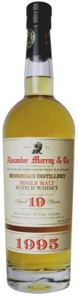 Alexander Murray & Co Benrinnes 1995 19 Yr 750ml Vetelo Online
