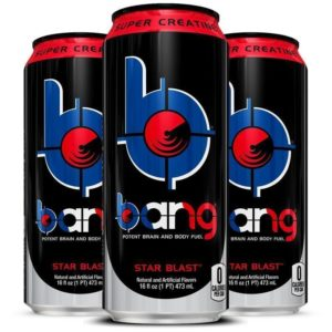 Bang Star Blast Energy Drink 16 OZ