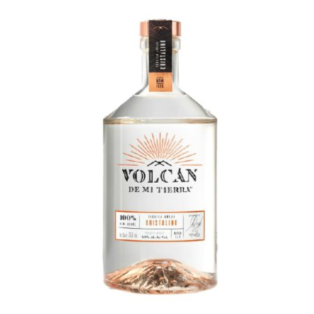Volcan Cristalino Tequila 750ml| Vetelo Los Angeles