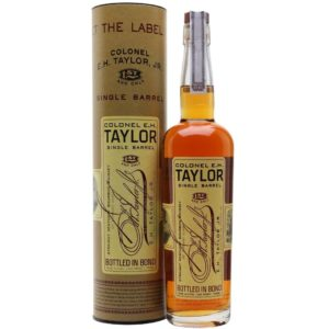 Colonel E.H Taylor Barrel Proof Bourbon 750ml