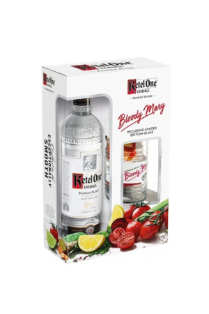 Ketel One Vodka with Bloody Mary 750ml