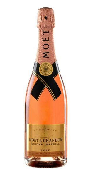 Moet & Chandon Nectar Imperial Rose Wine 750ml
