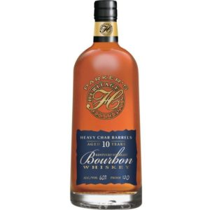 Parker's Heritage Heavy Char 10 Yrs Collection (14th Edition 2020 Release) 750ml